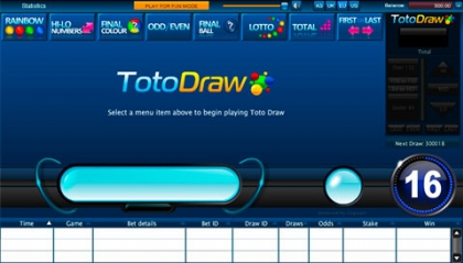 play Games TotoDraw hilo
