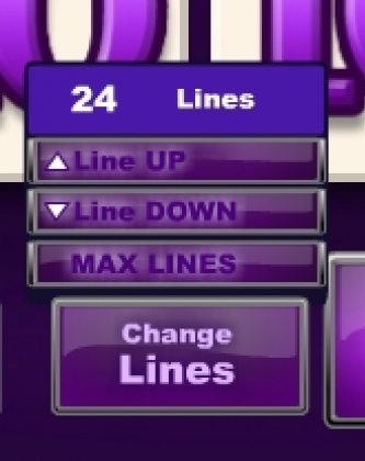 Cup Canaval Slot Lines