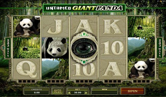 godenslot giant panda