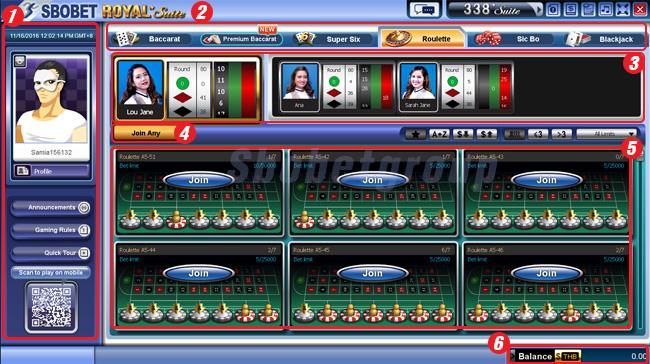 lobby-roulette-sbobet