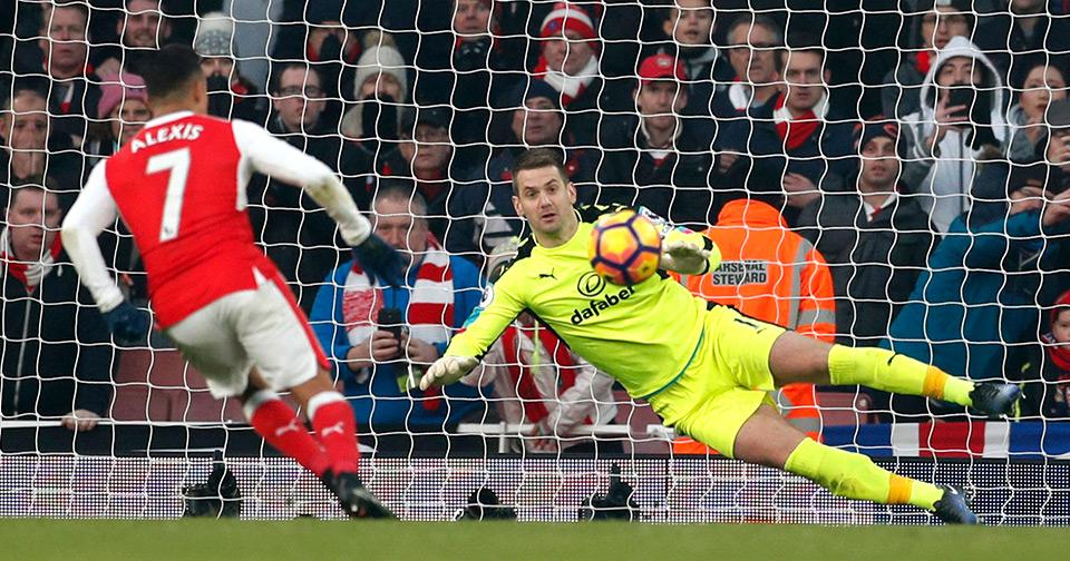 Arsenal-vs-Burnley Sbobet Mobile