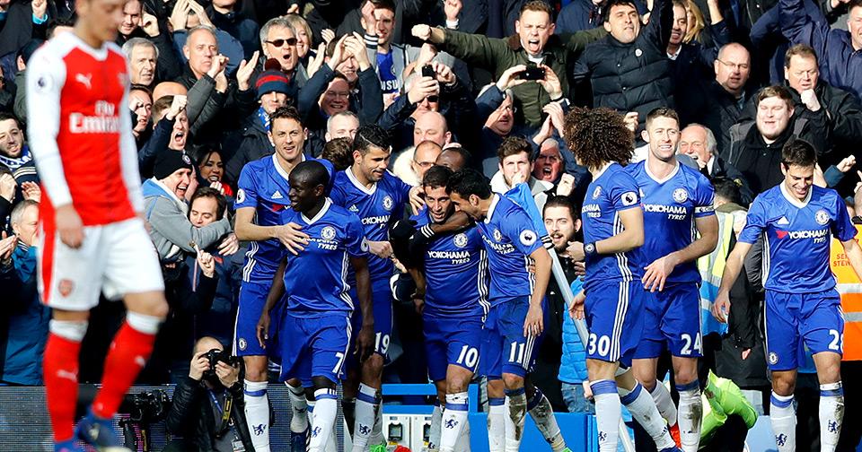 Chelsea vs Arsenal ข่าวฟุตบอล พรีเมียร์ลีก
