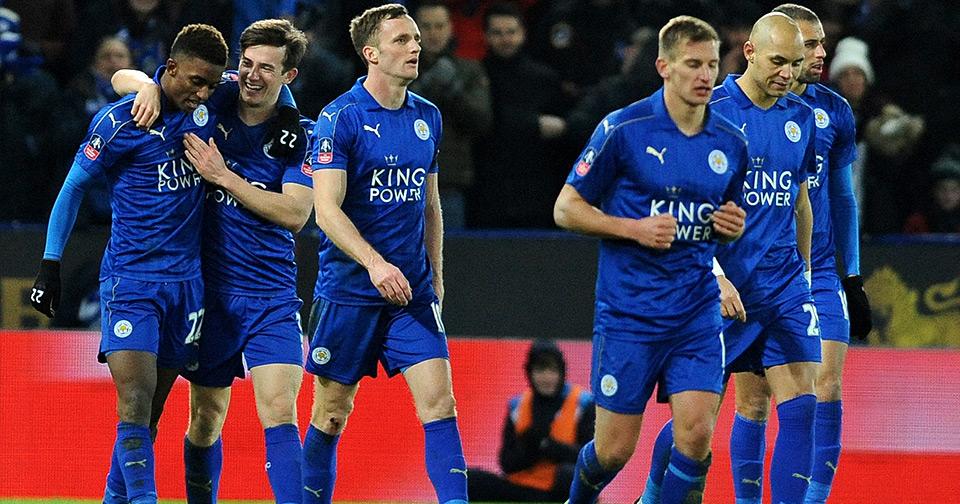 Leicester-vs-Derby ข่าวฟุตบอลเอฟเอ คัพ
