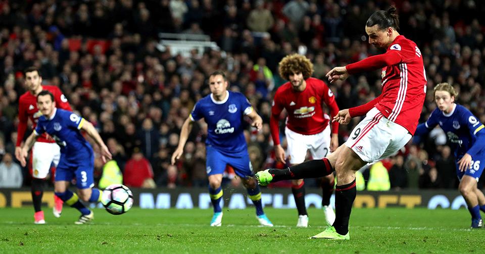 ไฮไลท์ฟุตบอล พรีเมียร์ลีก ManUtd-vs-Everton