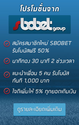 New Promotion Sbobet