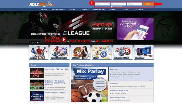 เว็บแทงบอลออนไลน์ maxbet